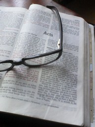 Lectio Divina – Step One: Read (Lectio)