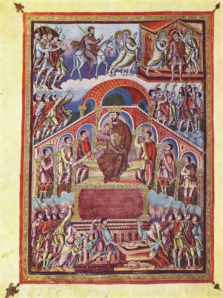A Cruciform View of Solomon's Kingdom