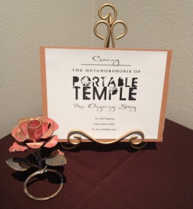Humanity: The Original Portable Temple