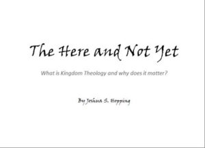 Help me publish a book about the Kingdom of God!