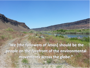Experiencing the Kingdom through Environmental Stewardship