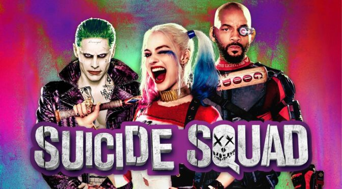 Suicide Squad and the Church
