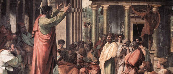 ST. Paul, Ephesus, Multiculturalism, and the Church